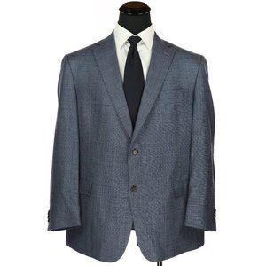 Hart Schaffner Marx Wool Sport Coat Blazer 48R